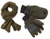 Handschoenen en sjaals