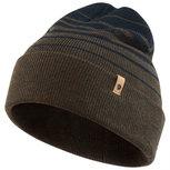 Fjallraven classic striped knit hat