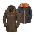 Blaser Ladies hybrid 2/1 WP jacket Franka
