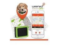 Weenect Pets GPS hondenhalsband