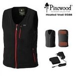 Pinewood heating bodywarmer