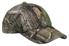 Pinewood hunting cap real tree