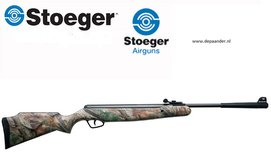 Stoeger Model X20 Camo 4,5mm