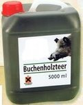Buchholtzen teer midden 310ml
