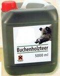Buchholtzen teer 2,5L