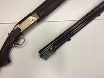 Valmet Hagelgeweer met wisselloop