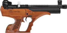 Hatsan Sortie Wood 5,5mm Semiautomatisch PCP Pistool