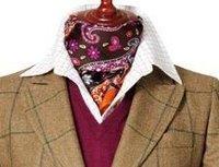 Laksen Lintorpe scarf