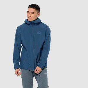 Jack Wolfskin JWP Shell jacket M Indigo Blue