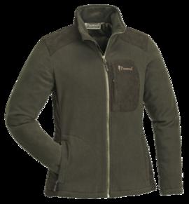 Pinewood fleece jas wildmark membraan Lady's