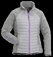 Pinewood Gabriella Padded Jacket ladies grey