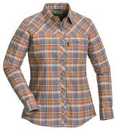 Pinewood Cumbria shirt damesblouse Oranje/Paars